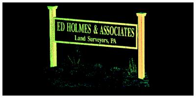 Ed Holmes & Associates Land Surveyors, PA